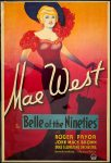 Mae West-Belle of the Nineties (1934)-poster1a