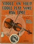 1909-Berlin-Yiddle, On Your Fiddle,Play