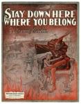 1914-Berlin-Stay Down Here Where You Belong-1a