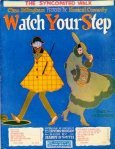 1914-The Syncopated Walk-Irving Berlin-Watch Your Step-1