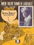 1915-Berlin-When You're Down in Louisville-cvr-sm-115p-f25
