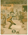1915-Si's Been Drinking Cider-1