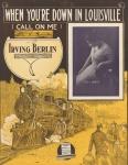 1915-When You're Down in Louisville-Berlin-1