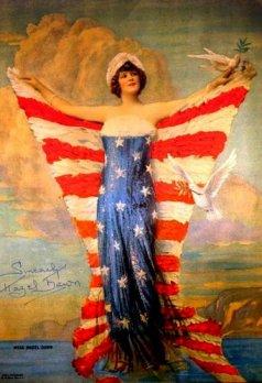 Hazel Dawn, The Century Girl, 1916, signed