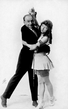 1916 The Century Girl-Leon Errol and Gertrude Rutland-by White Studios-1a