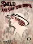 1918-Berlin-Smile and Show Your Dimple-1