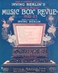 1922-23-Music Box Revue-Irving Berlin-1a