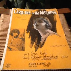 1922 Carolina in the Morning-feat. Frawley & Louise-1