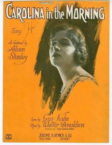 1922_Carolina in the Morning (Donaldson)_Aileen Stanley_1_f50