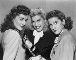 Andrews Sisters-BLUE-radio