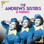 Andrews Sisters & Friends CD cover