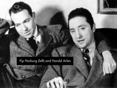 Yip Harburg and Harold Arlen-1a