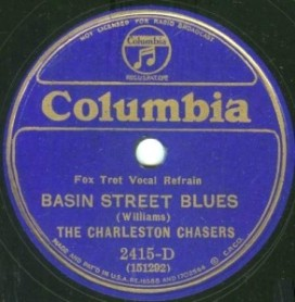 1931 Basin Street Blues-Charleston Chasers-Columbia 2415-D