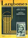 1933-lazybones-carmichaelmercer-sheet-1