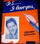 1934-P.S. I Love You-Jenkins-Mercer-Rudy Vallee