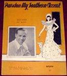 1934-Pardon My Southern Accent-Matt Malneck-JohnnyMercer-1