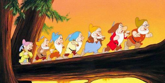 Whistle While You Work and Heigh-Ho — from Snow White (1937