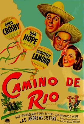 1947- Camino de Rio-poster-2