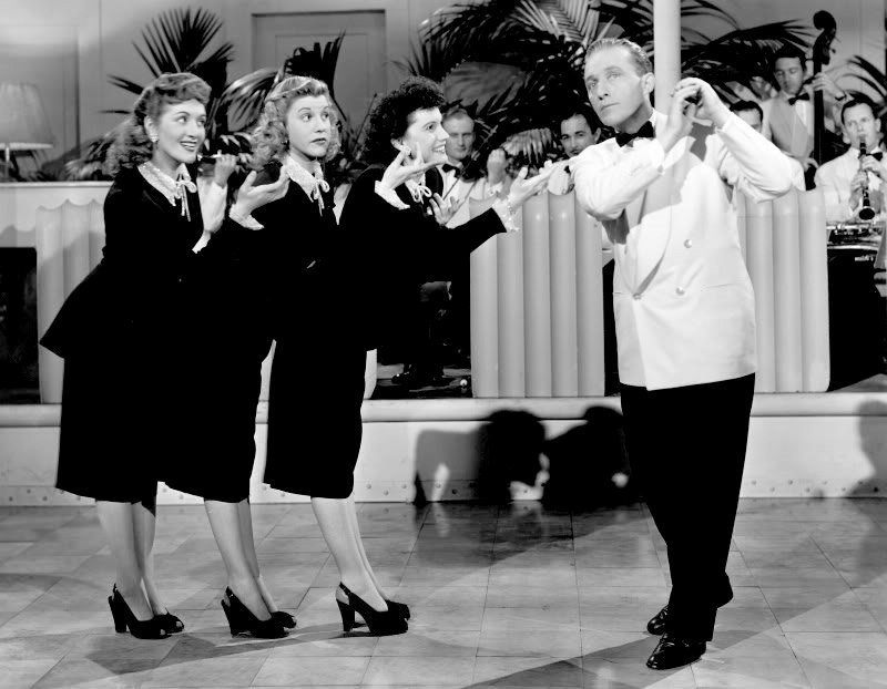 The Andrews Sisters - Says My Heart