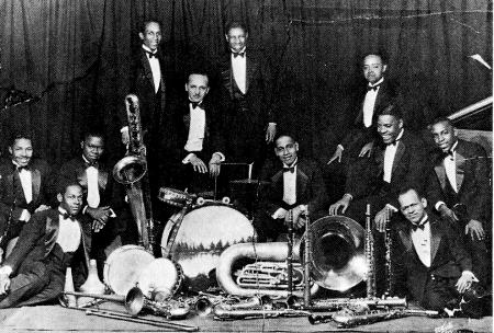 Fletcher Henderson Orchestra-1925 (1)
