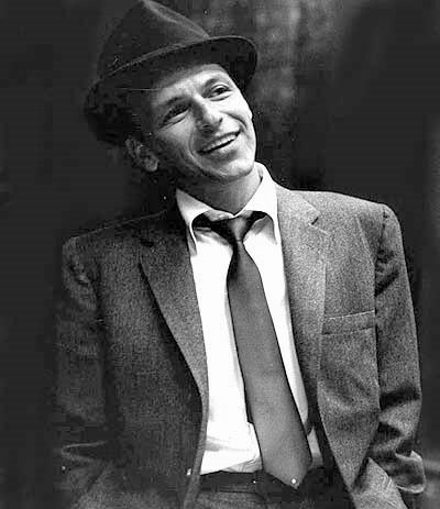 Frank Sinatra ...
