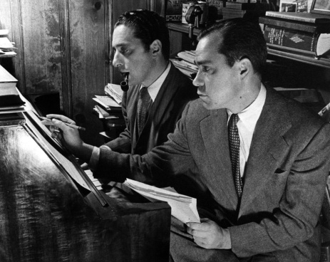 Harold Arlen and Johnny Mercer (1)