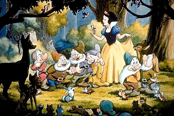 Whistle While You Work and Heigh-Ho — from Snow White ...