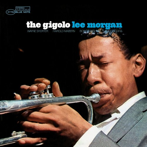 lee morgan - the gigolo (album art)