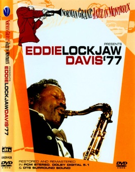 1977 Eddie Lockjaw Davis '77-Norman Granz' Jazz in Montreux-1a
