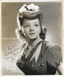 Dolly Dawn, inscribed 1