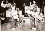 Whitey's Lindy Hoppers-signed group photo(1)