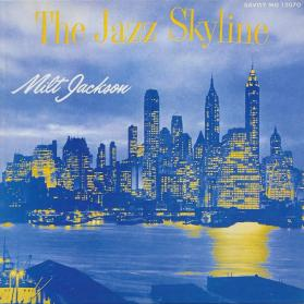 1956 Jazz Skyline-Milt Jackson-Savoy Records MG 12070