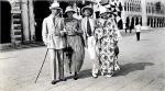 Gerald Murphy, Genevieve Carpenter, Cole Porter and Sara Murphy in Venice,1923.