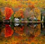 autumn-2-reflection on pond