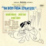 Boys from Syracuse-cast recording