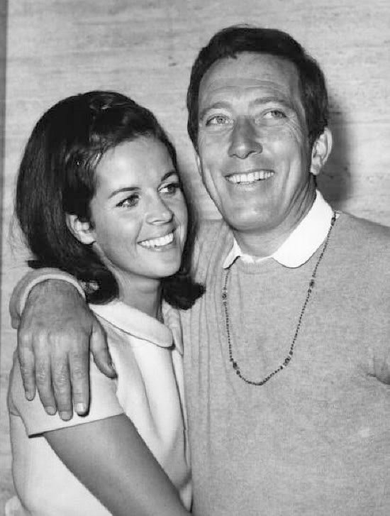 Claudine longet and spider sabich, andy williams claudine ...