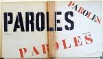 Jacques Prévert_Paroles 1945-1