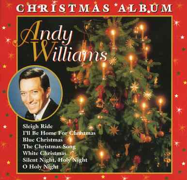 white christmas andy williams 63 christmas album - Andy Williams White Christmas