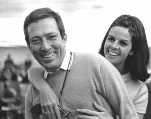 Andy Williams+Claudine Longet-1