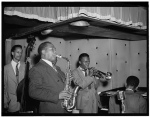Tommy Potter, Charlie Parker, Miles Davis -- Three Deuces NY c. Aug 1947