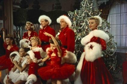 White Christmas scene, White Christmas (1954)