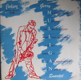 1953 Gerry Mulligan Quartet-Fantasy 3-6
