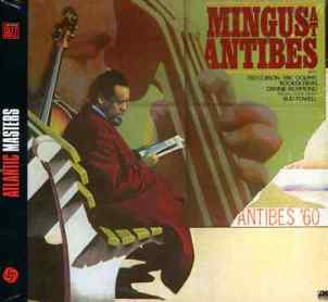 1960 Mingus At Antibes-1