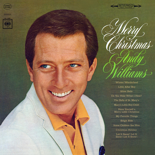 andy williams from the 1965 lp merry christmas - James Taylor Have Yourself A Merry Little Christmas