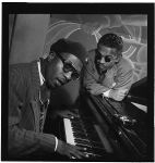 Thelonious Monk and Howard McGhee, Minton's Playhouse , c. Sept 1947 (Gottlieb 10248)