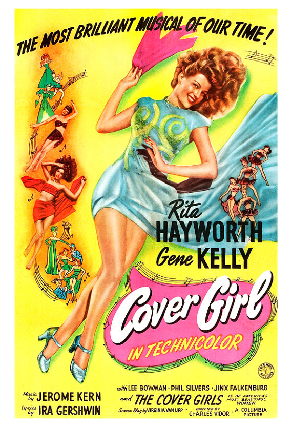 Image result for cover girl the movie