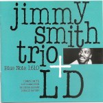 Jimmy Smith Trio + LD 1957-Blue Note 1610
