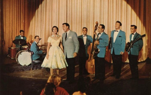 Louis Prima and Keely Smith with Sam Butera & The Witnesses-hx40