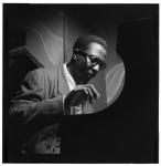 Thelonious Monk, Minton's Playhouse, New York, N.Y., c. Sept. 1947 (William P.Gottlieb)