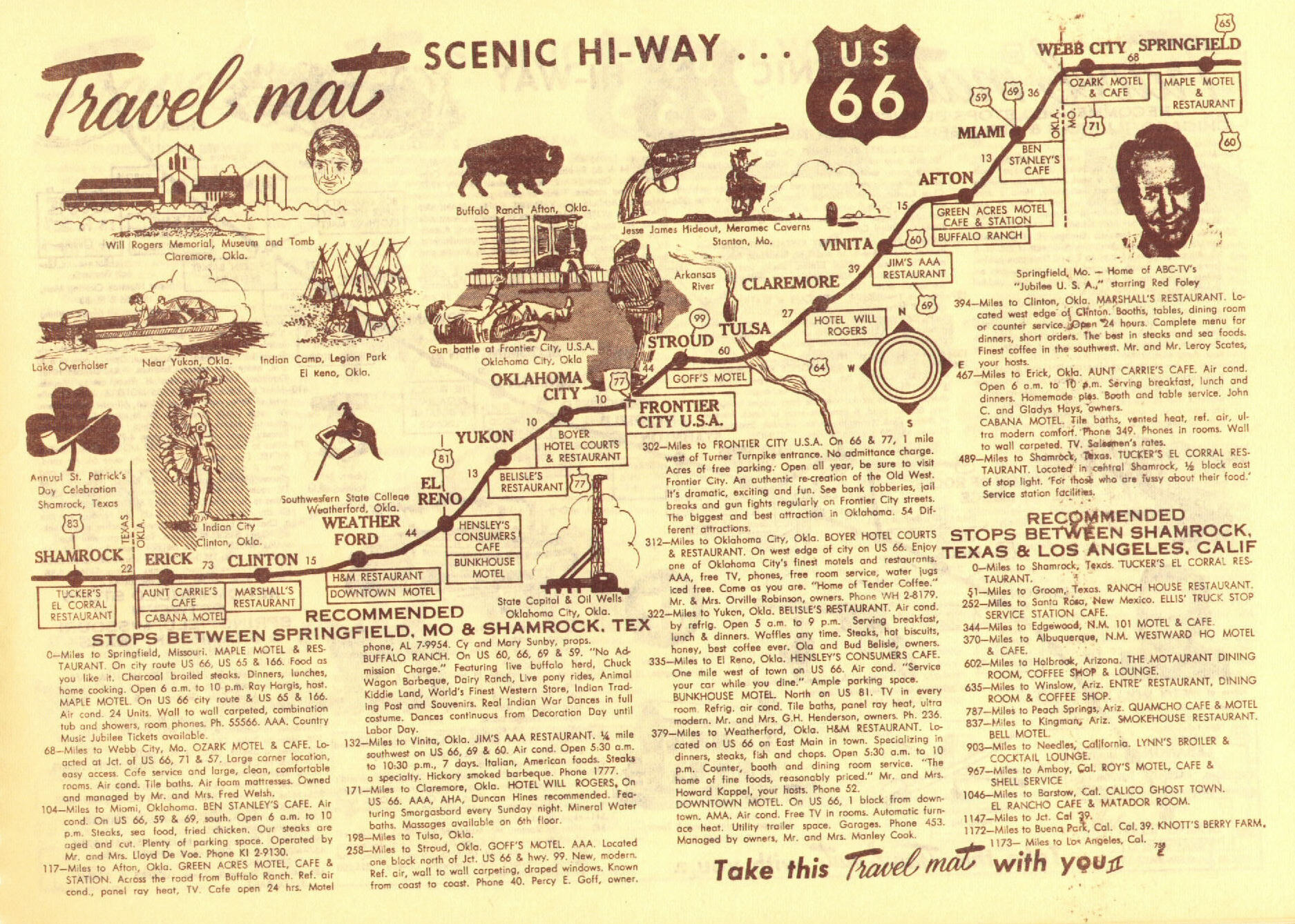 Route 66 Travel ...